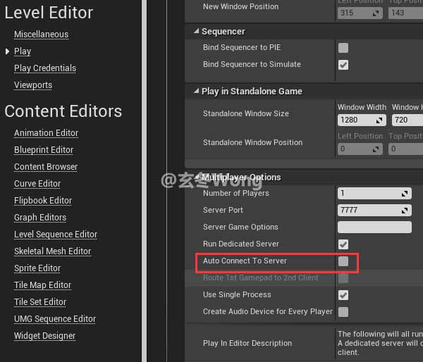 UE4]Editor Related